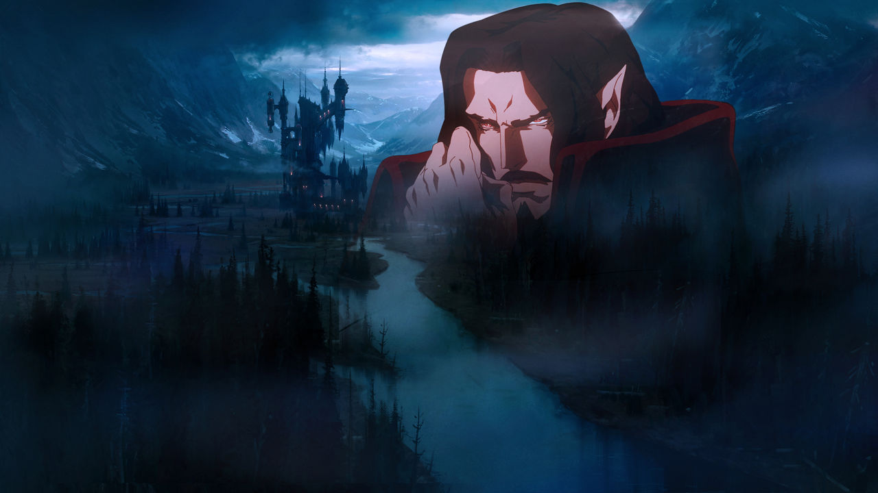Castlevania netflix official site