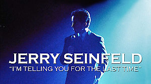 jerry seinfeld i m telling you for the last time netflix