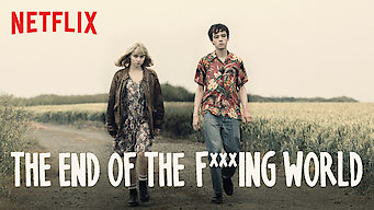 The End Of The Fing World Site Oficial Netflix