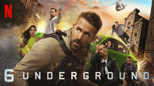 6 Underground Netflix Official Site