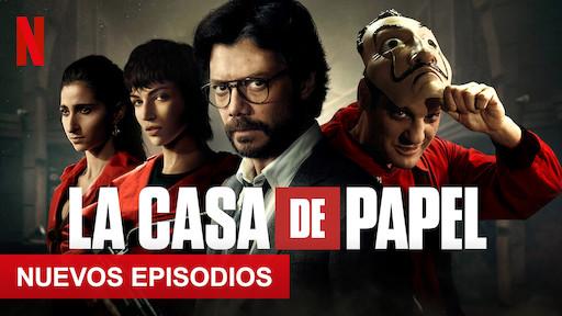 f6d34e22 La casa de papel | Sitio oficial de Netflix