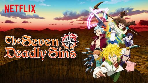 The Seven Deadly Sins | Netflix Official Site