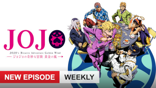Jojo part 4 episode 8 op