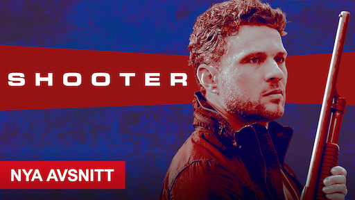 Shooter | Netflix