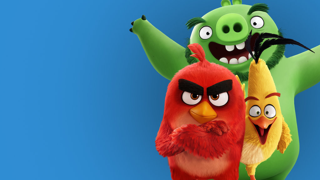 The Angry Birds Movie 2 Netflix