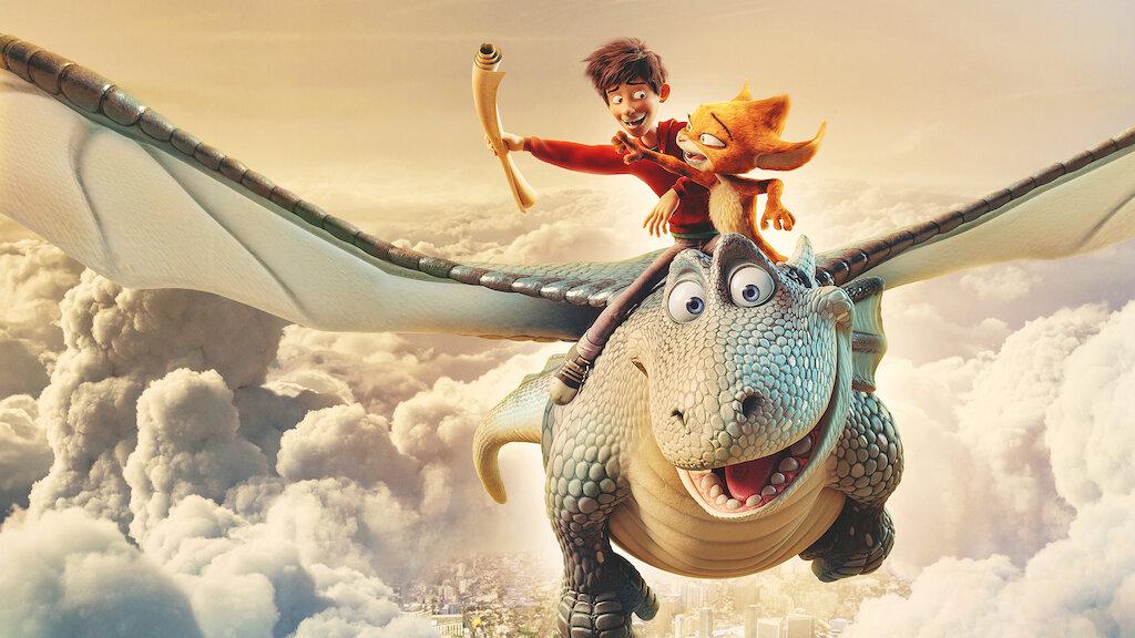 Il drago argentato | Sito ufficiale Netflix