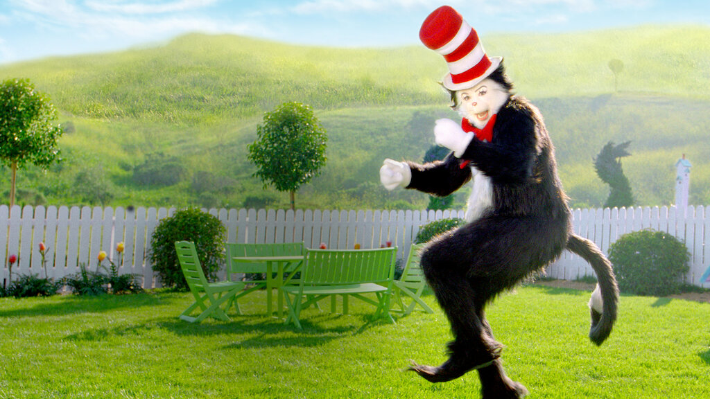 cat in the hat movie free