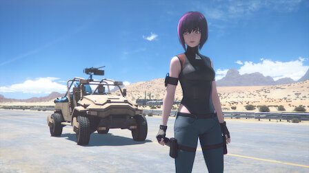 Ghost in the Shell: SAC_2045 | Netflix Official Site