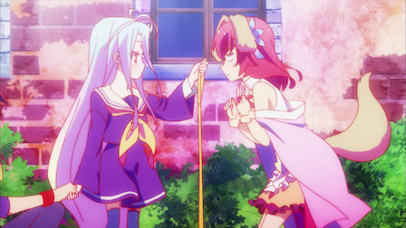Download Shiro From No Game No Life  Gif