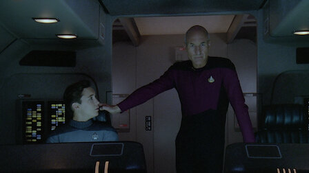 5//6 7 Star Trek Next Generation TNG Cast SPACE GROUP T-Shirt KIDS Sizes 4