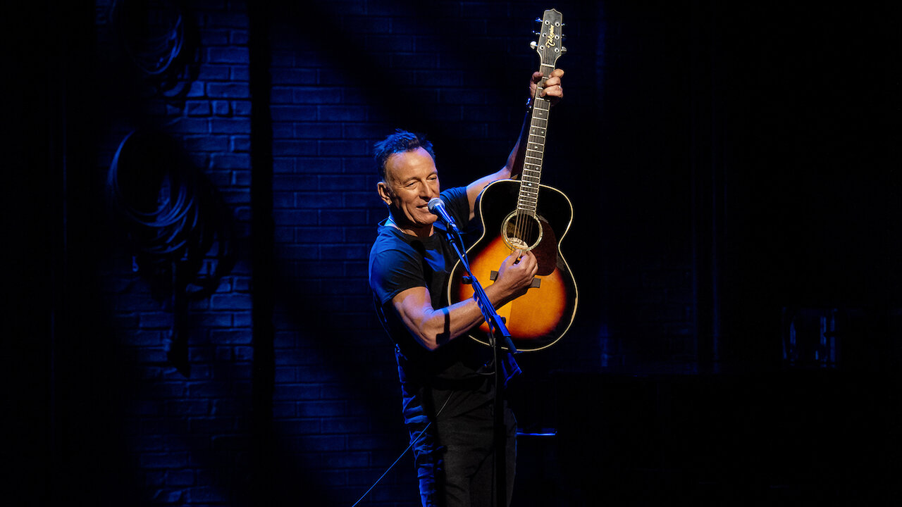 Springsteen on Broadway | Netflix Official Site
