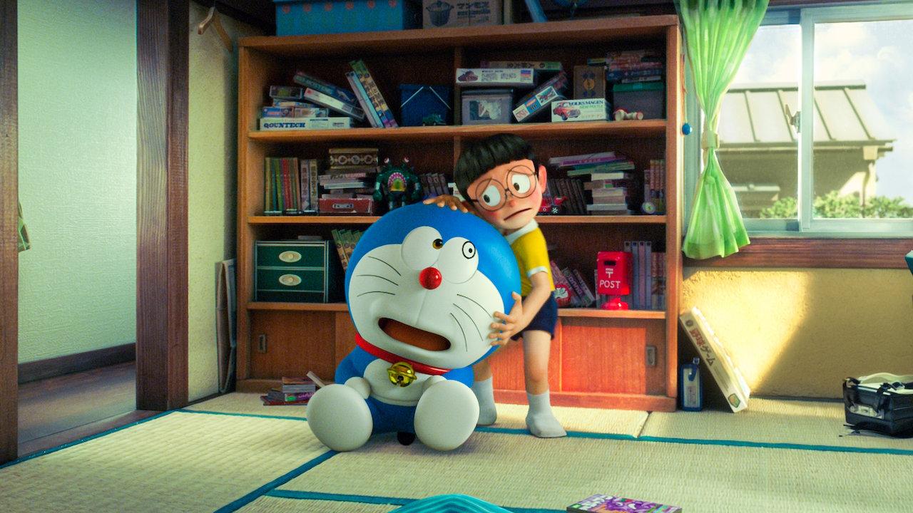 Stand by Me Doraemon   Netflix