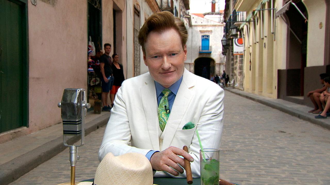Conan Without Borders | Netflix