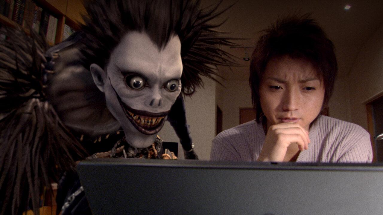 Death Note La Pelicula Netflix