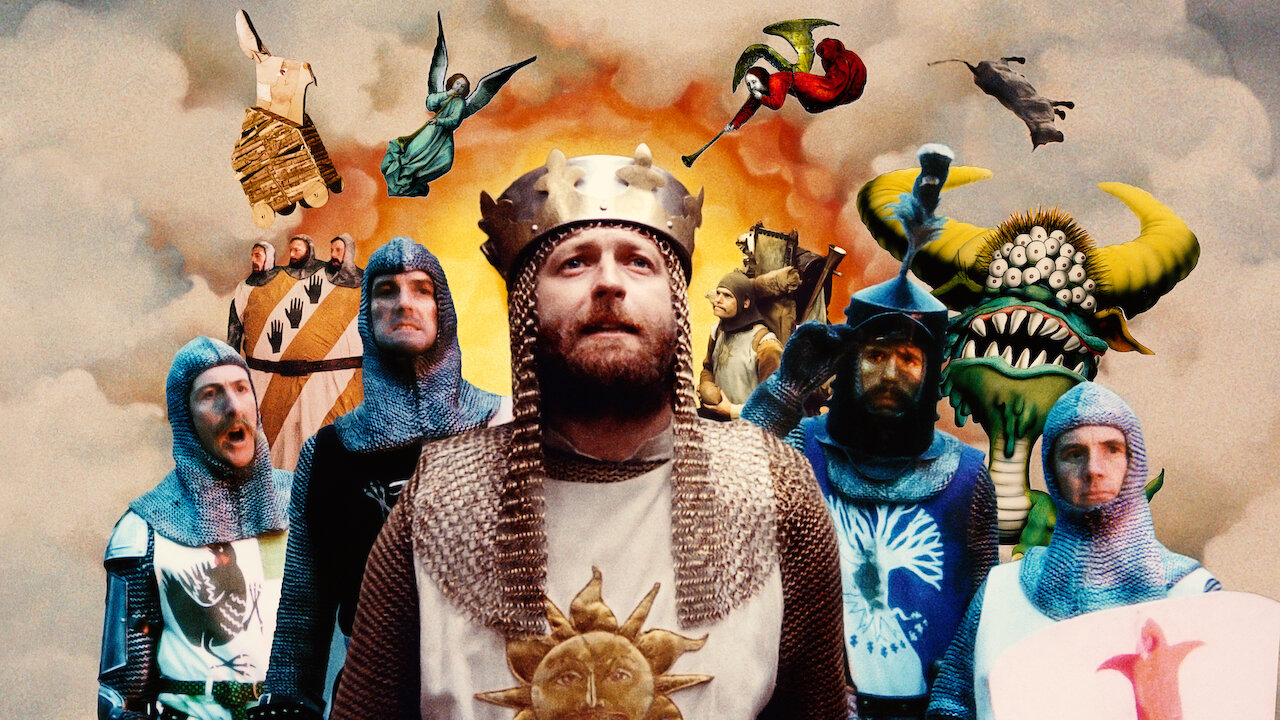 Monty Python and the Holy Grail   Netflix