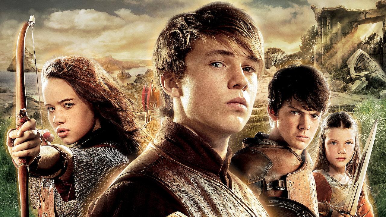 Las crónicas de Narnia: El príncipe Caspian   Netflix