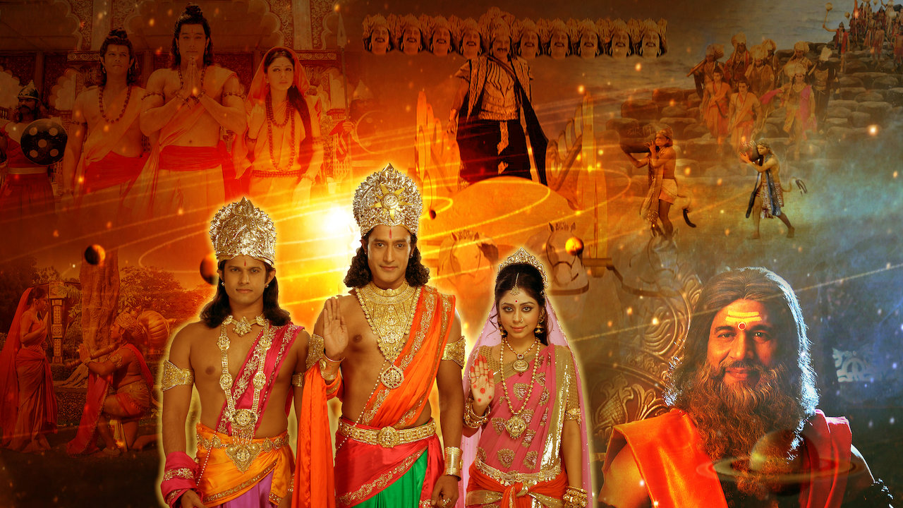 Sun tv ramayanam episode 45