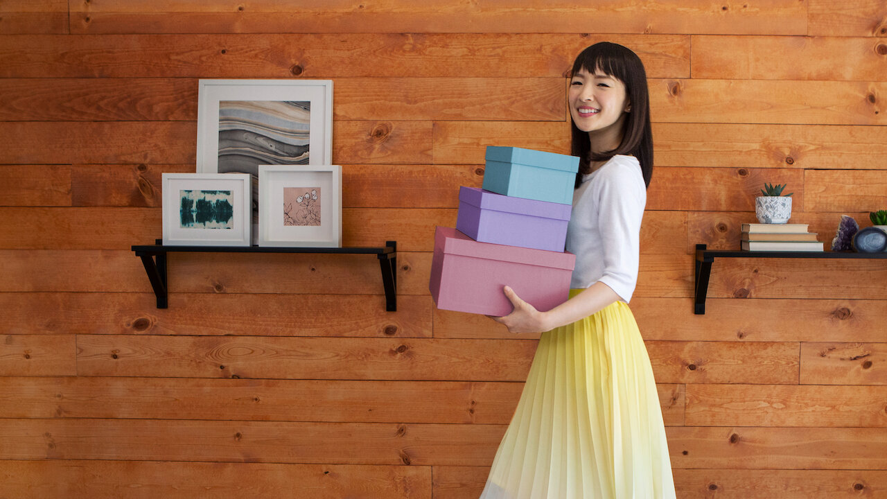 Tidying Up With Marie Kondo Netflix Official Site