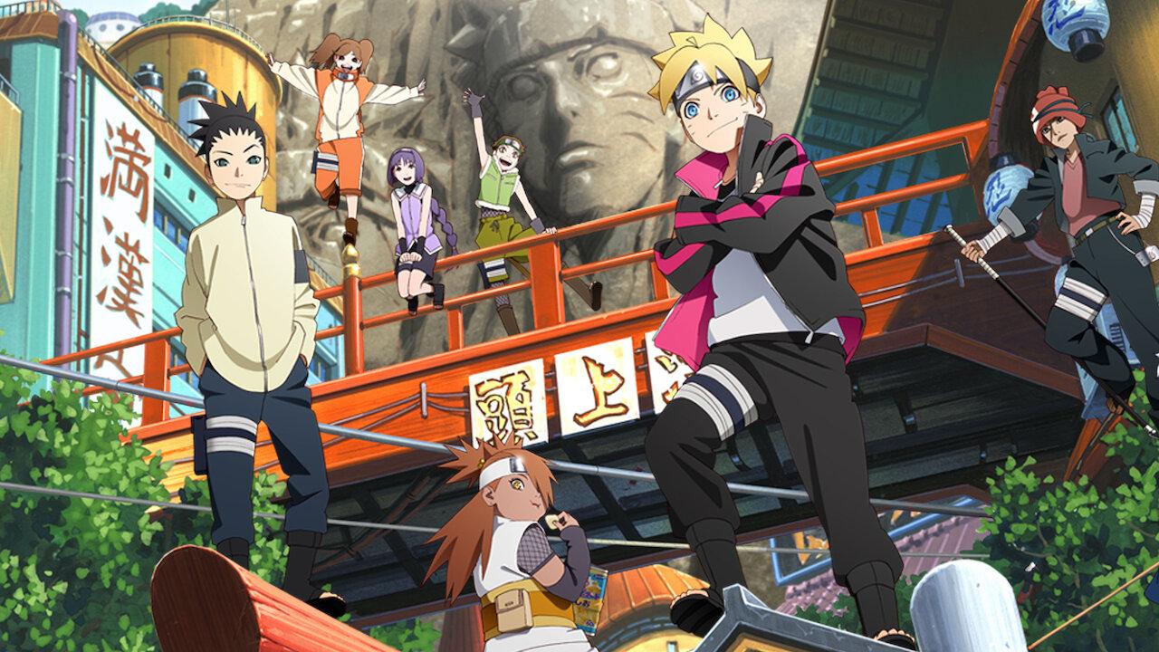 Boruto: Naruto Next Generations   Netflix