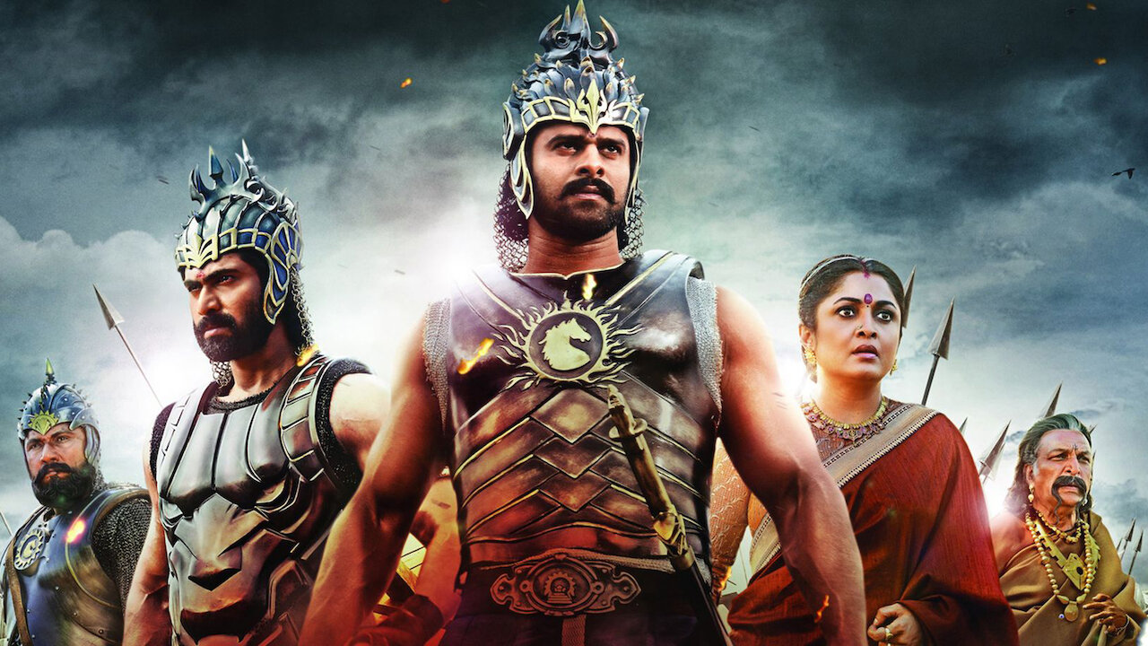 Baahubali: The Beginning (Tamil Version) | Netflix