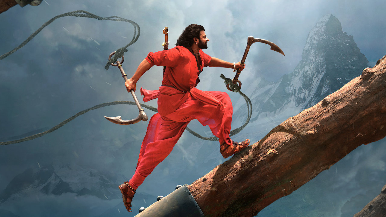 Baahubali 2: The Conclusion (Malayalam Version) | Netflix