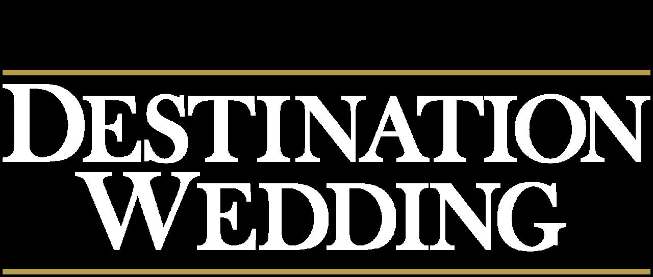 Wedding online destination filme The 50