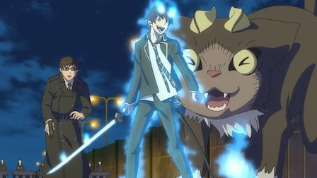 ao no exorcist 1-25 eng sub torrent