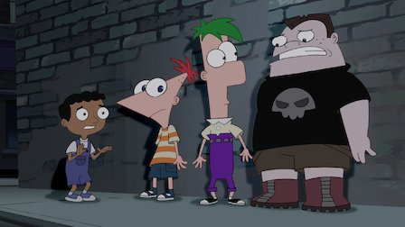Phineas and Ferb | Netflix