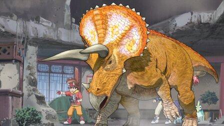 Dinosaur King Netflix