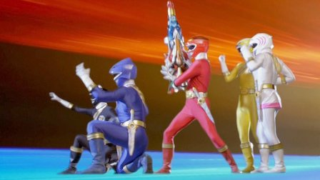 Power Rangers Wild Force | Netflix