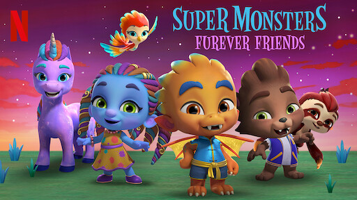 Super Monsters Back To School Netflix Official Site