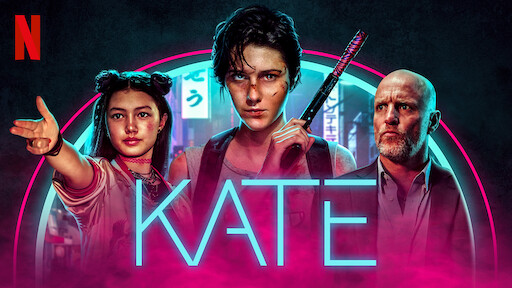Kate | Netflix Official Site