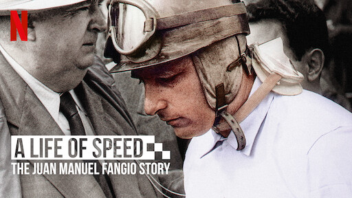 poster a life of speed